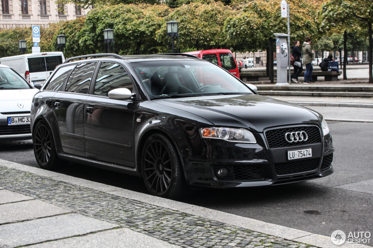 Audi Rs4 Avant B7 23 October 2016 Autogespot
