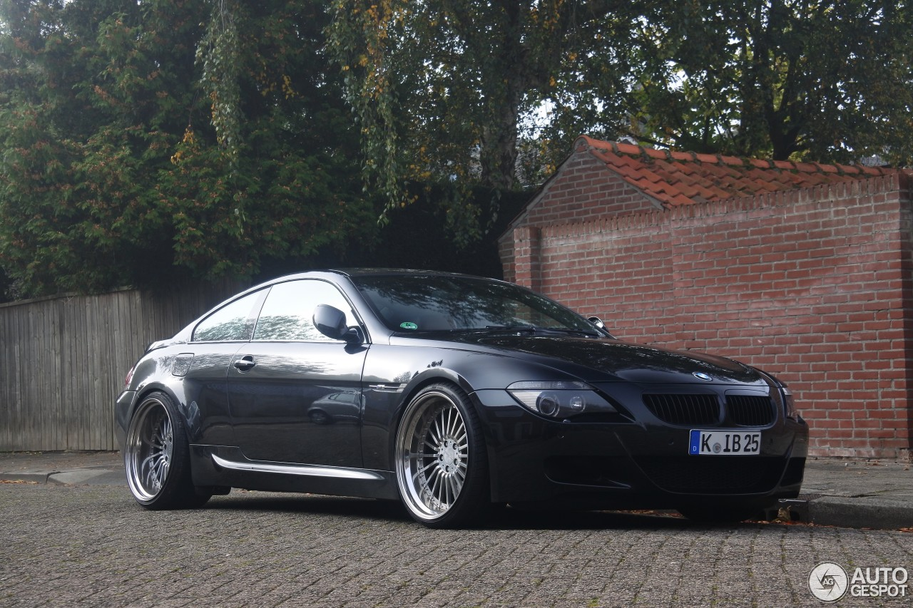 Bmw M6 E63 23 October 2016 Autogespot