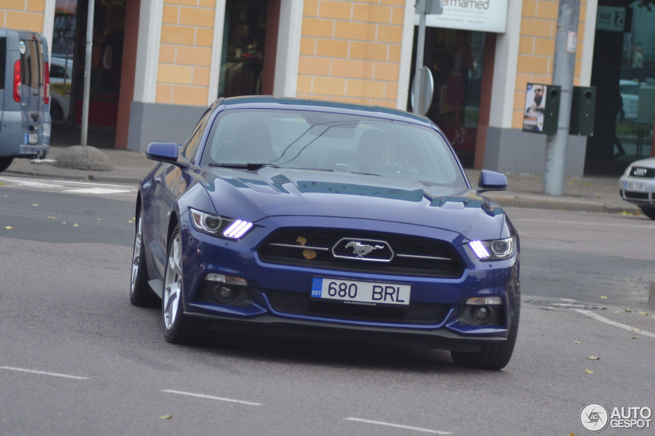 ford mustang gt 50th anniversary edition 24 october 2016. Cars Review. Best American Auto & Cars Review