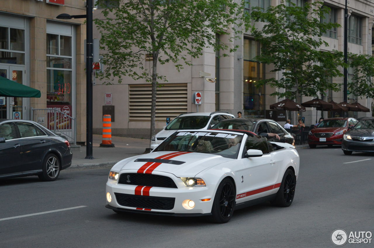 ford mustang shelby gt500 convertible 2010 26 october 2016 autogespot. Black Bedroom Furniture Sets. Home Design Ideas