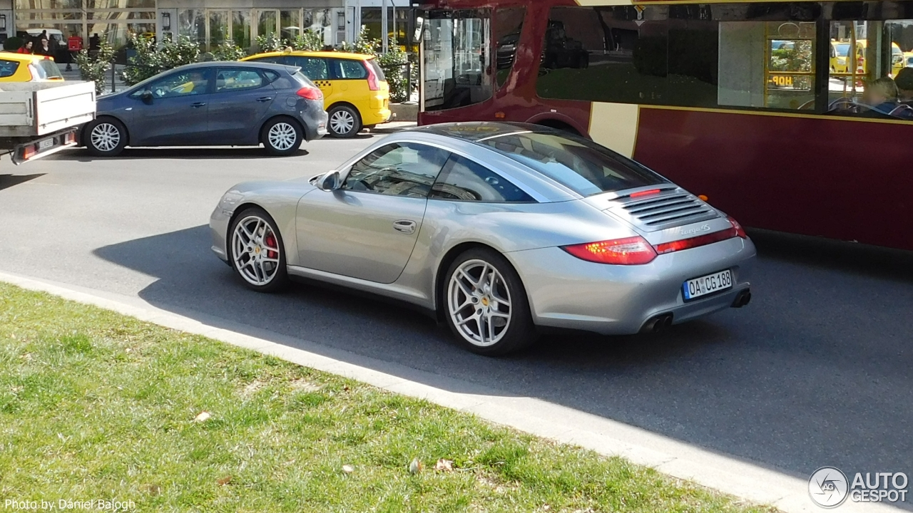 porsche 997 targa 4s mkii 27 october 2016 autogespot. Black Bedroom Furniture Sets. Home Design Ideas