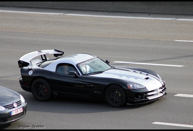 Dodge Viper SRT-10 ACR 2010 7:12 Edition
