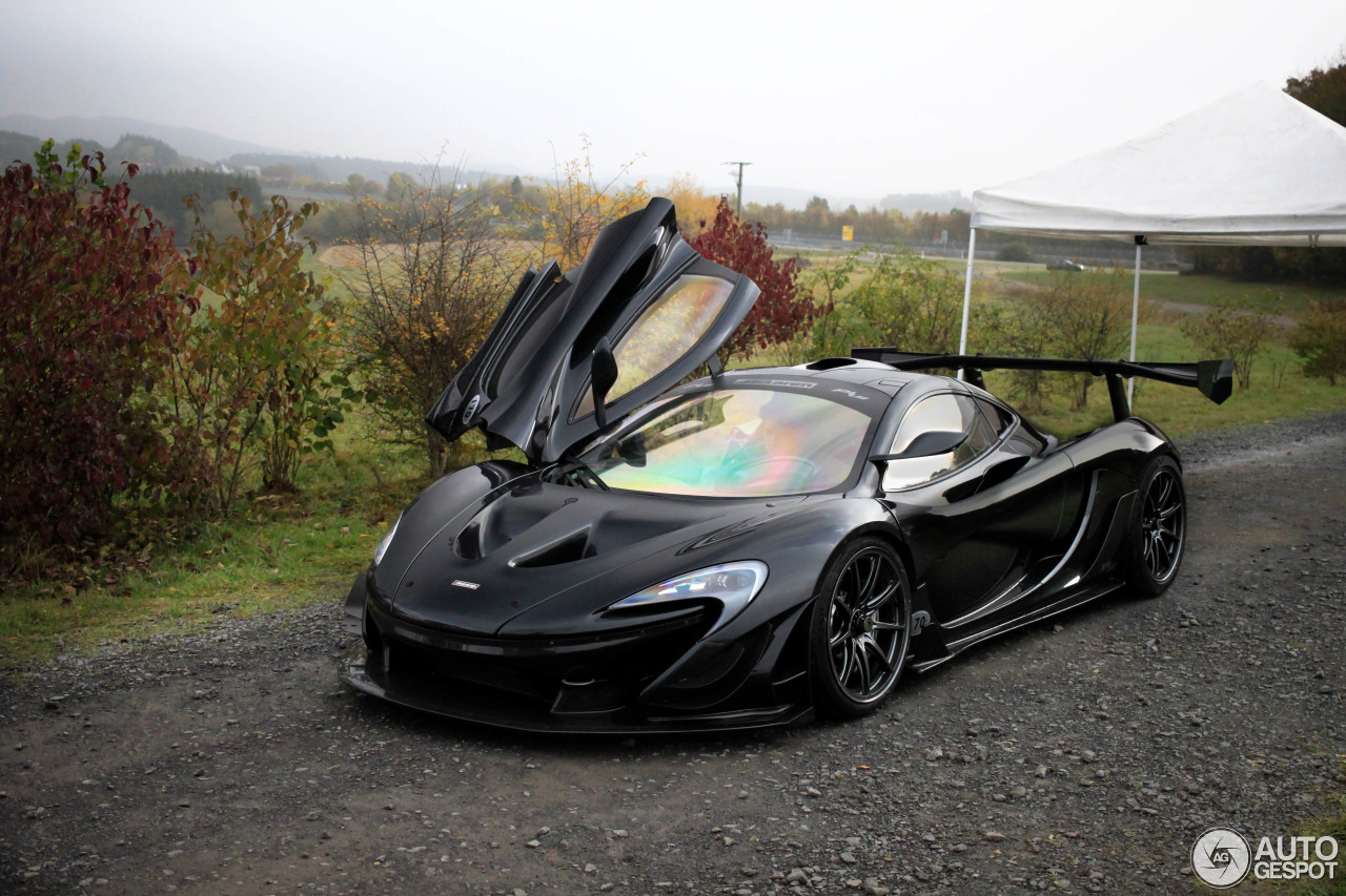 mclaren p1 lm 29 october 2016 autogespot