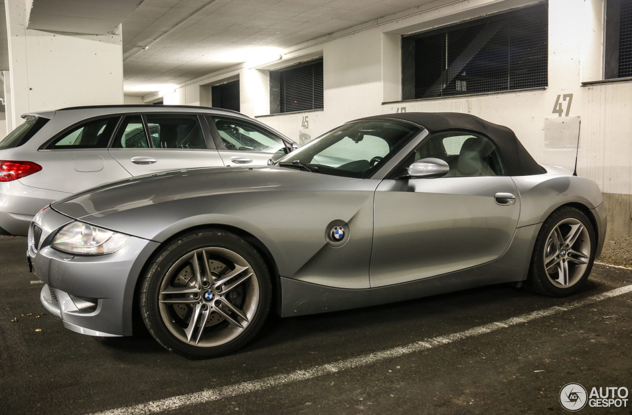 Bmw Z4 M Roadster 31 October 2016 Autogespot