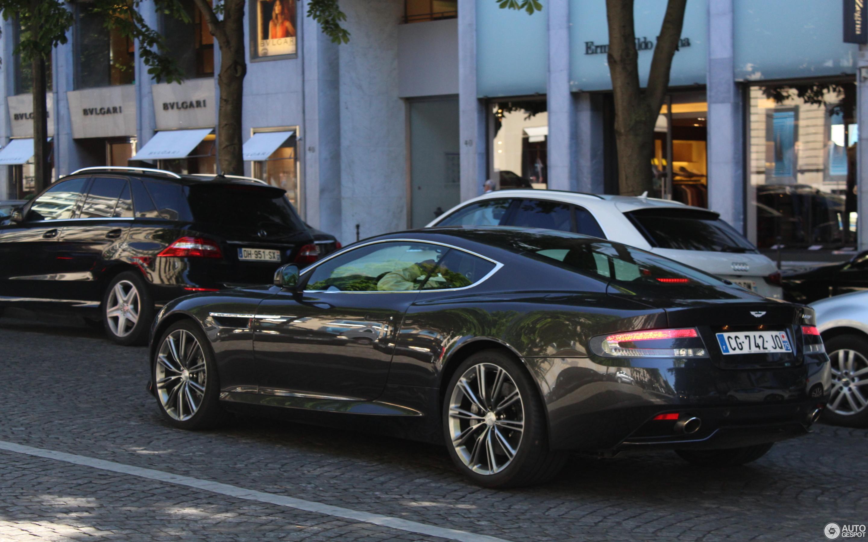 Aston Martin Virage 2011 31 Oktober 2016 Autogespot