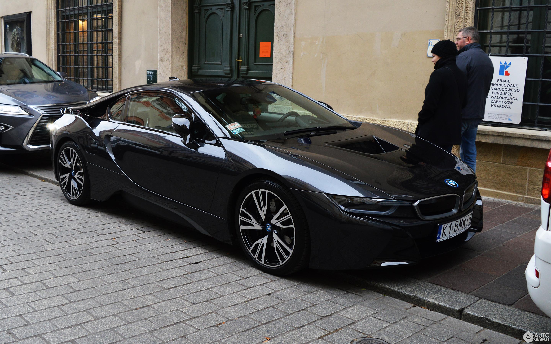 luxury cars z krakowa  BMW i8 - 31 October 2016 - Autogespot