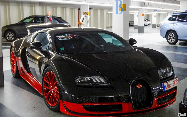 Bugatti Veyron 16.4 Super Sport - 31 October 2016 - Autogespot2013 Bugatti Veyron 16.4 Super Sport