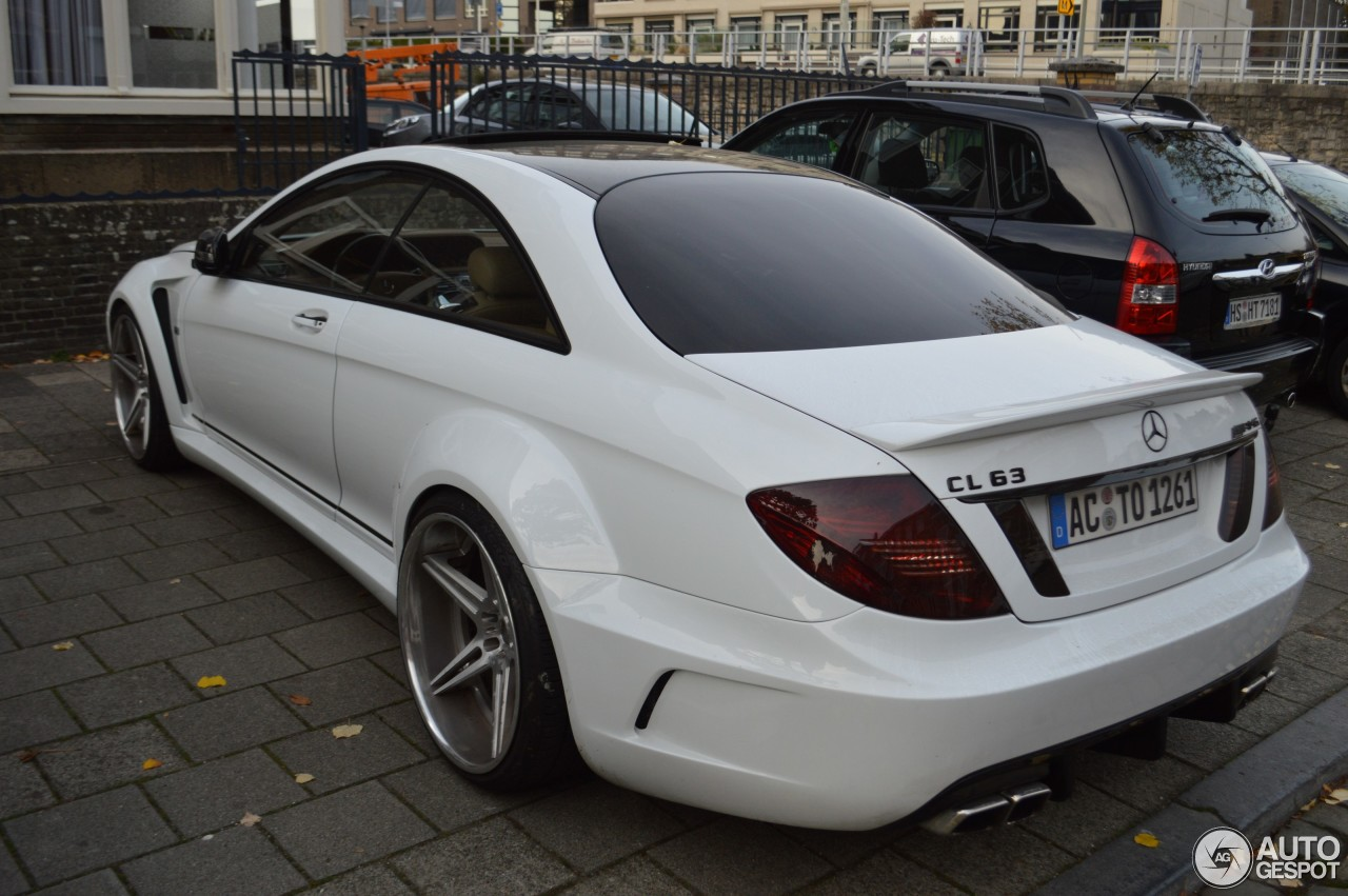 mercedes benz prior design cl 63 amg v2 widebody 1 november 2016 autogespot. Black Bedroom Furniture Sets. Home Design Ideas