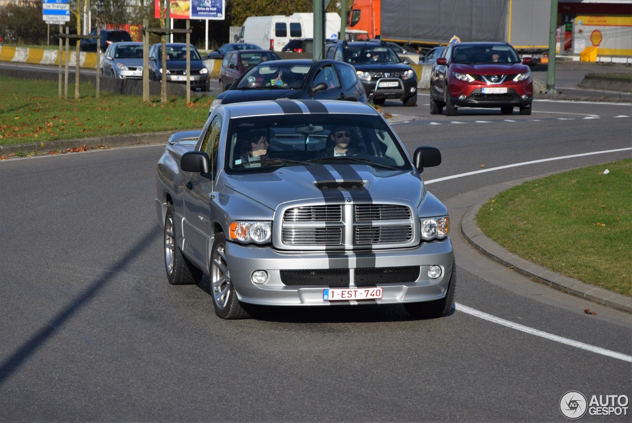dodge ram srt 10 2 noviembre 2016 autogespot. Black Bedroom Furniture Sets. Home Design Ideas