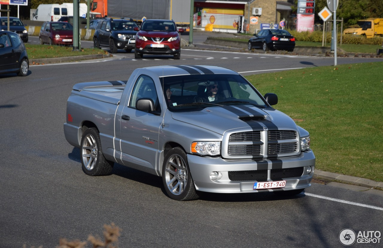dodge ram srt 10 2 november 2016 autogespot. Black Bedroom Furniture Sets. Home Design Ideas