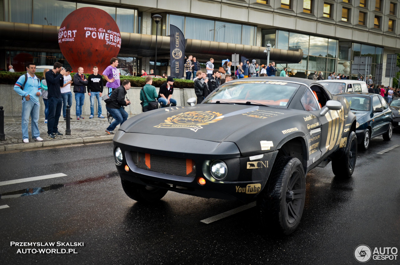 Local Motors Rally Fighter 2 November 2016 Autogespot