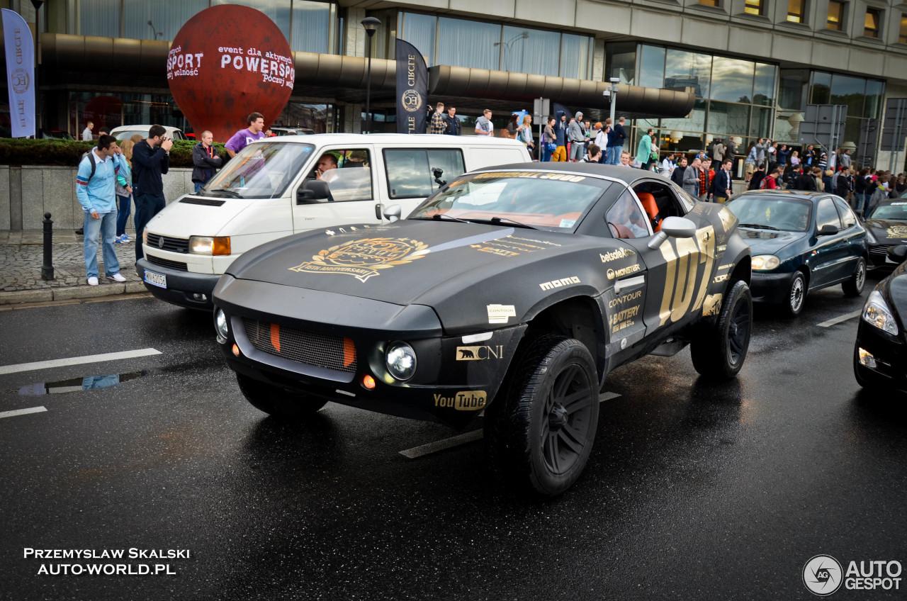 Local Motors Rally Fighter - 2 November 2016 - Autogespot