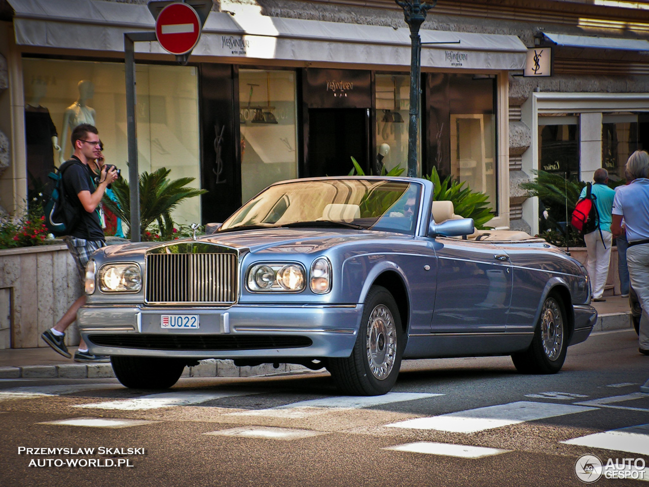 Rolls Royce Corniche 2 November 2016 Autogespot