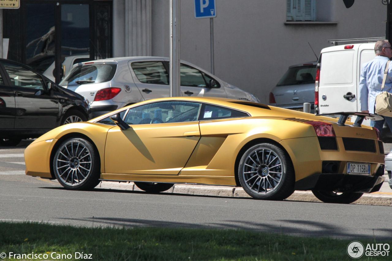 Lamborghini Gallardo Superleggera 4 November 2016 Autogespot