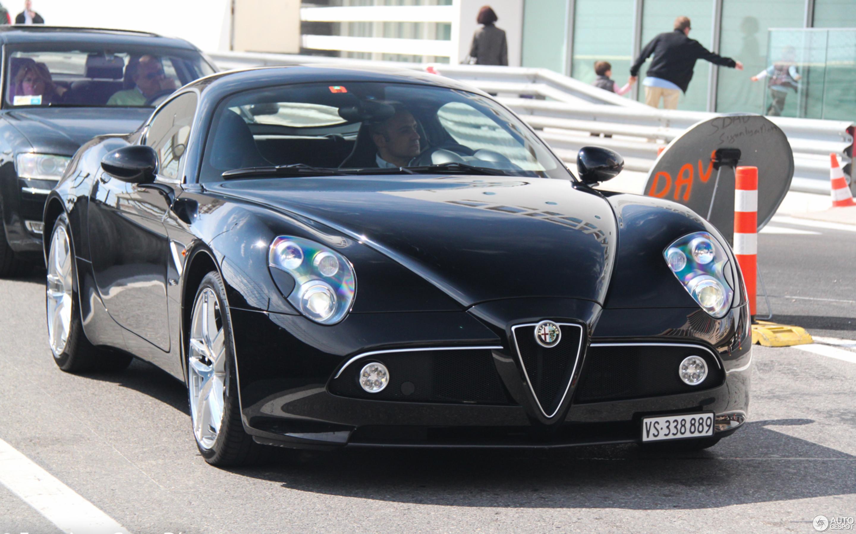 Alfa Romeo 8C petizione 4 новембар 2016 Autogespot