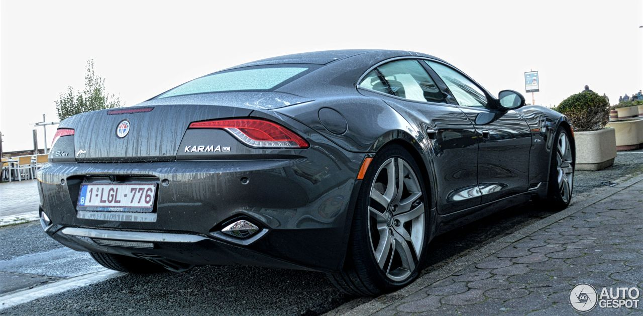 fisker karma 5 november 2016 autogespot. Black Bedroom Furniture Sets. Home Design Ideas