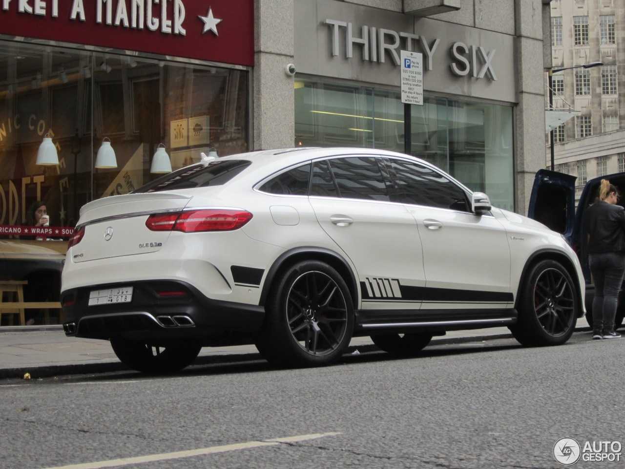 mercedes amg gle 63 s coup 5 november 2016 autogespot. Black Bedroom Furniture Sets. Home Design Ideas