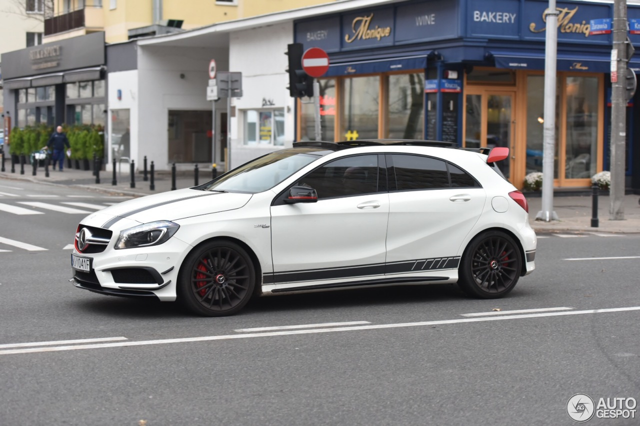 Mercedes 6X6 For Sale >> Mercedes-Benz A 45 AMG Edition 1 - 5 November 2016 - Autogespot