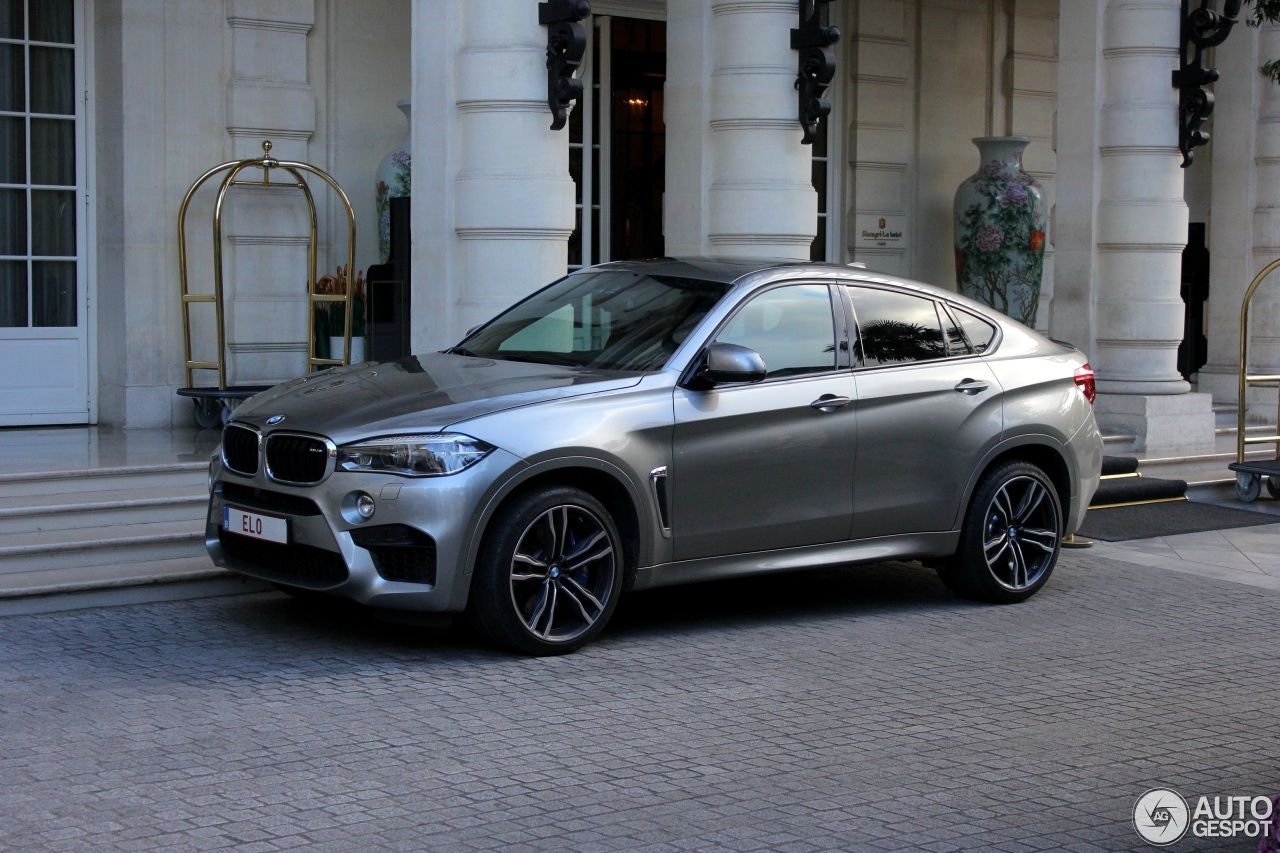 Bmw X6 M F86 6 November 2016 Autogespot