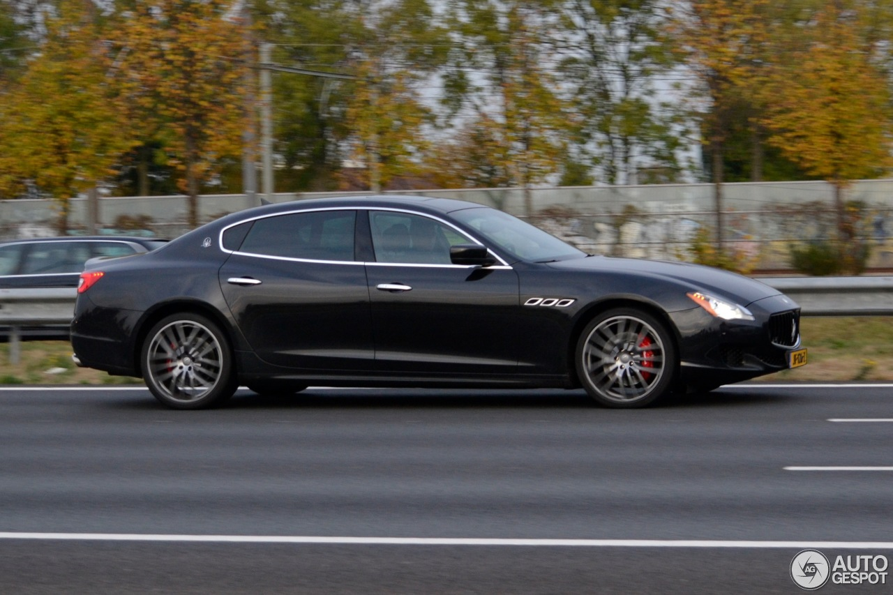 maserati quattroporte s q4 2013 6 november 2016 autogespot. Black Bedroom Furniture Sets. Home Design Ideas