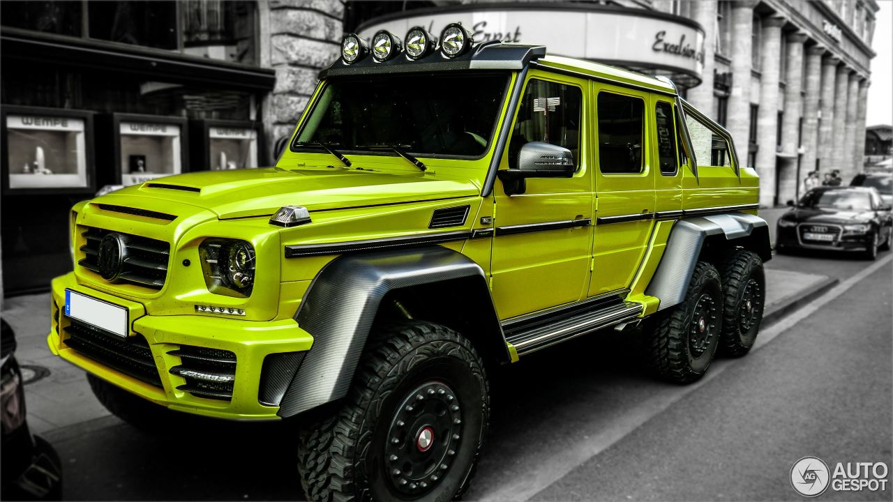 Mercedes Benz Amg C G Wagon