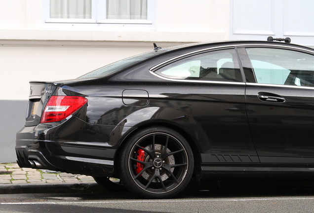Mercedes-Benz C 63 AMG Coupé Edition 507