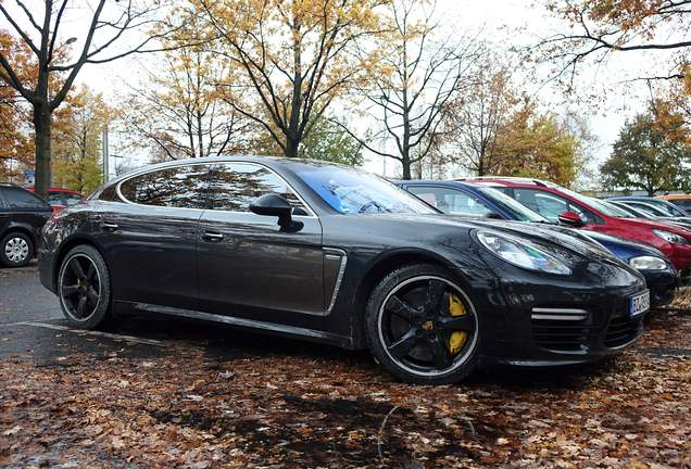 Porsche Panamera Turbo S MkII Exclusive Series