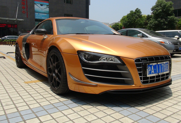 Audi R8 V10 China Limited Edition
