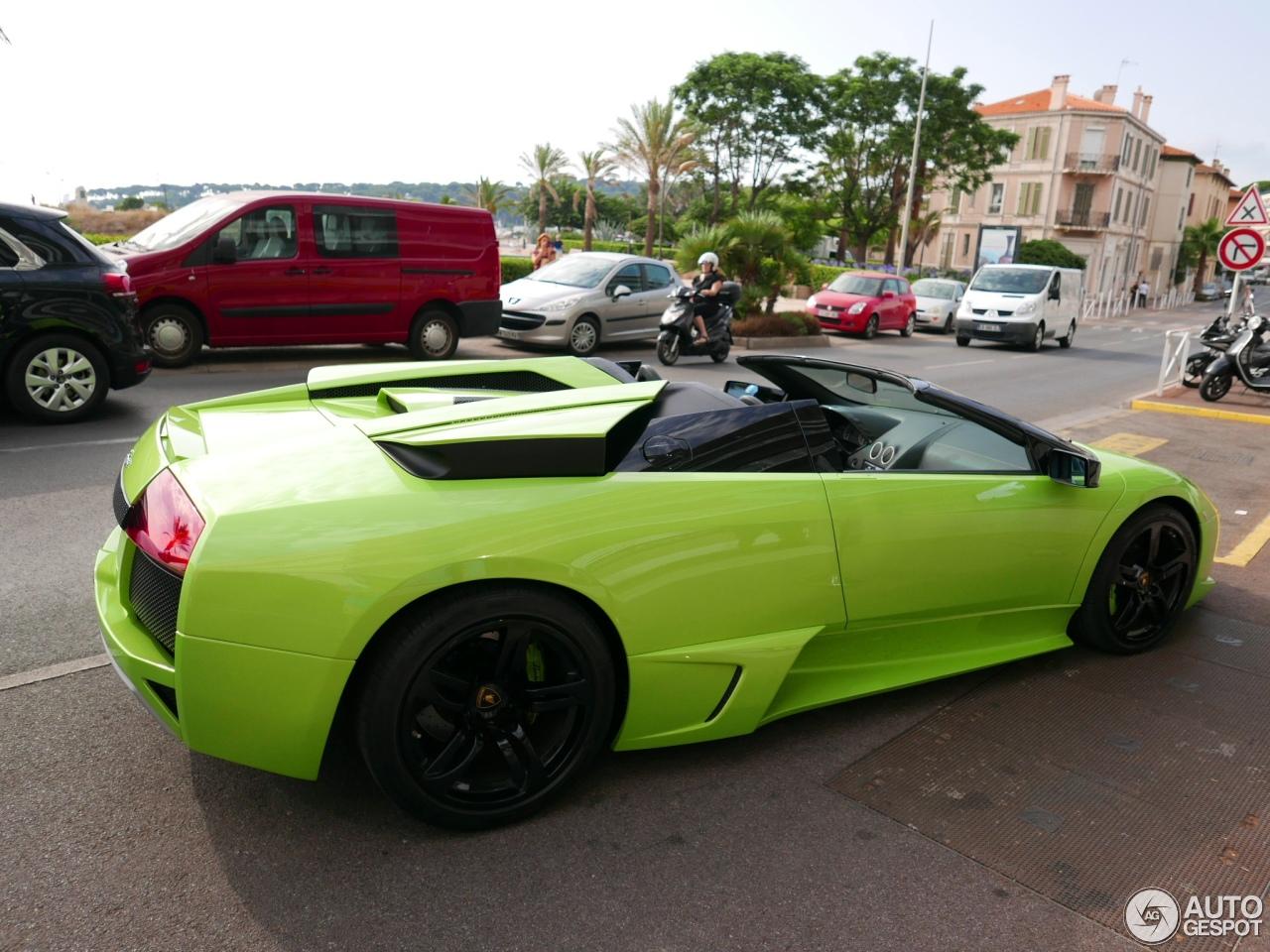 2009 Lamborghini Murcielago Lp640 Roadster Car Pictures