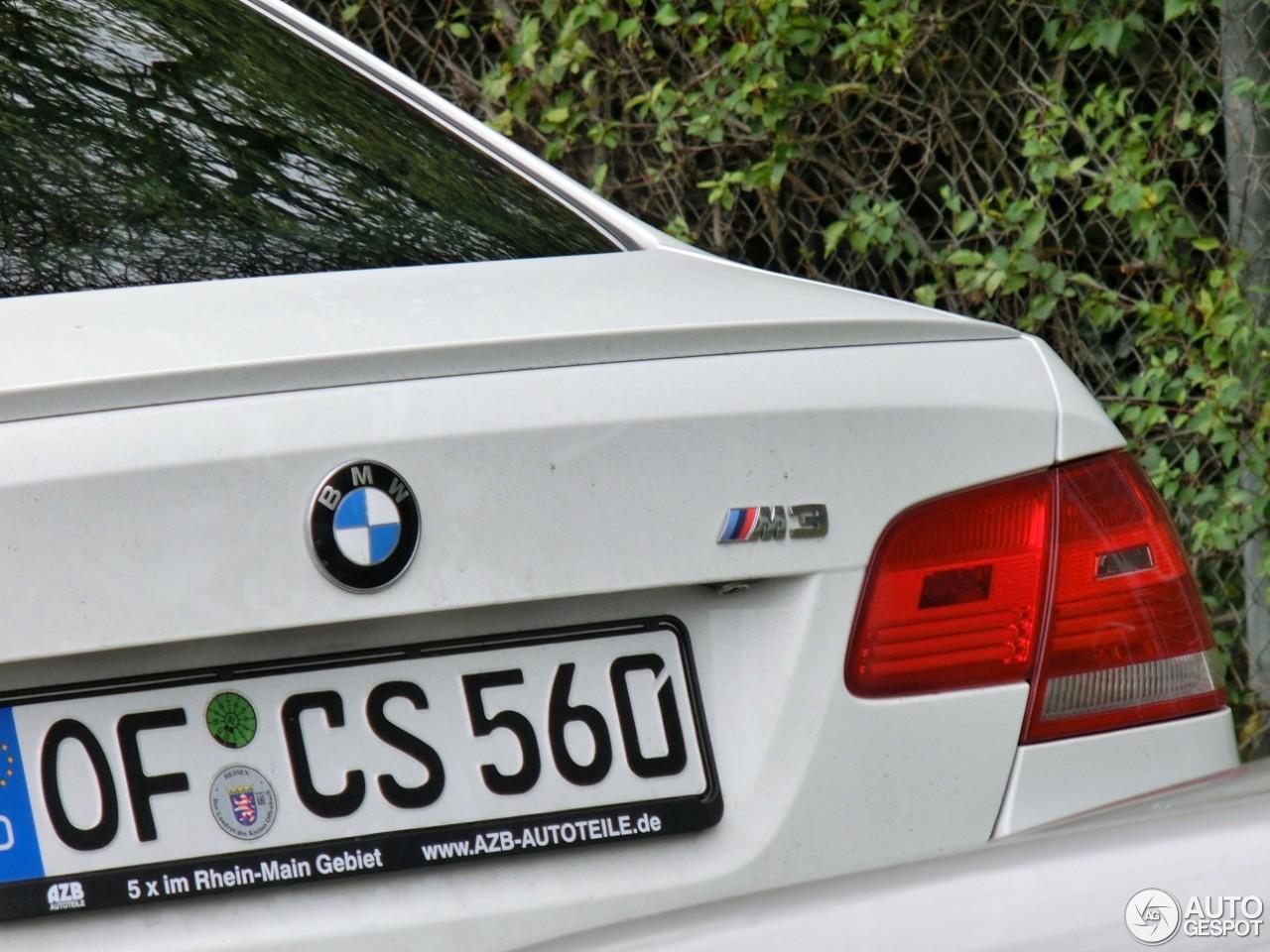 BMW M3 E92 Coupé - 12 November 2016 - Autogespot