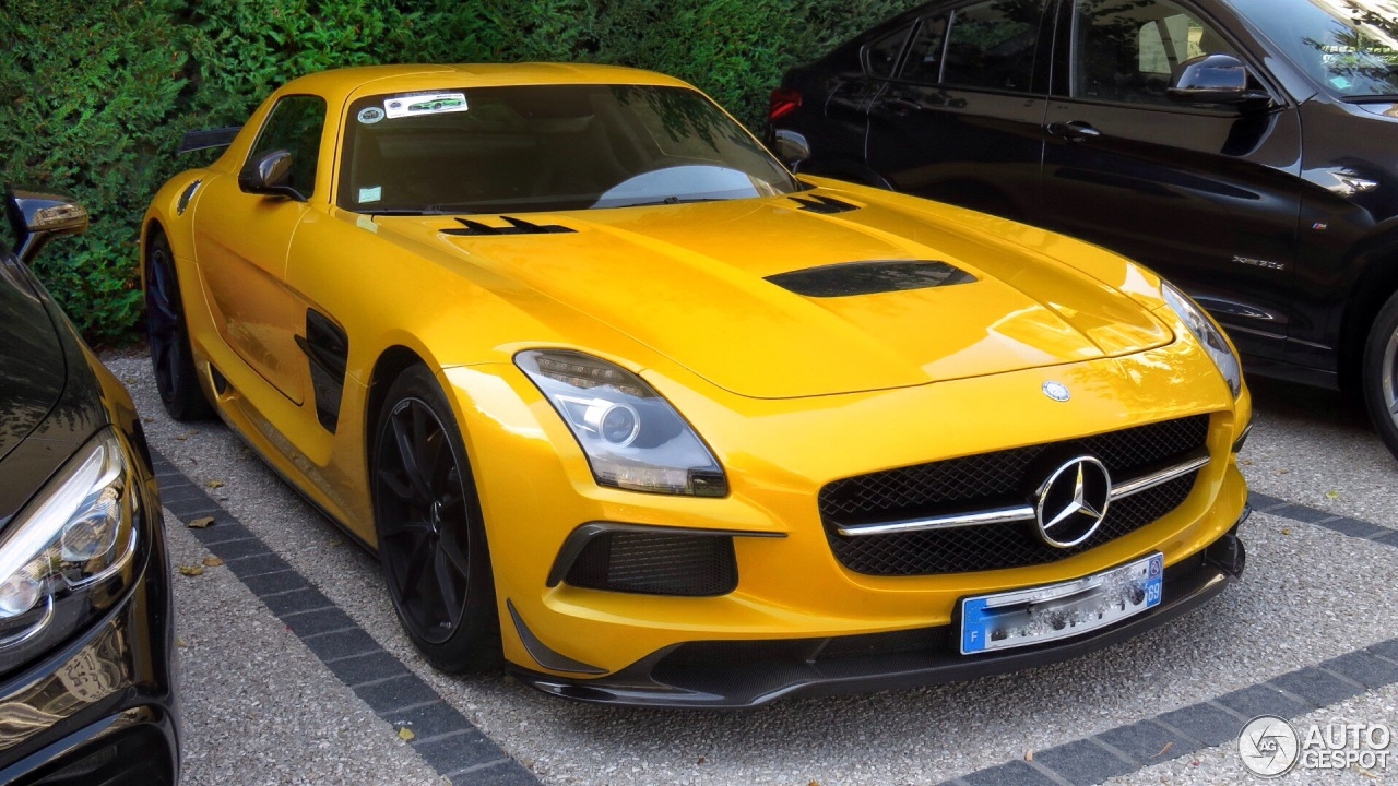 mercedes benz sls amg black series 12 november 2016 autogespot. Black Bedroom Furniture Sets. Home Design Ideas