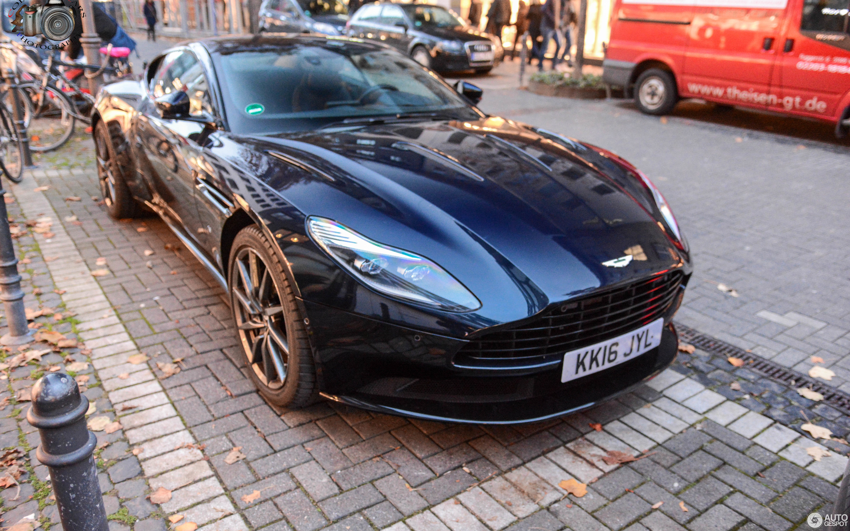 aston martin db11 launch edition - 12 november 2016 - autogespot
