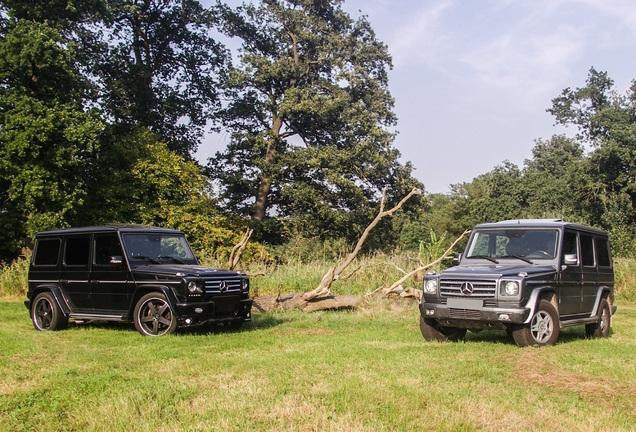 Mercedes-Benz Hamann G HM600