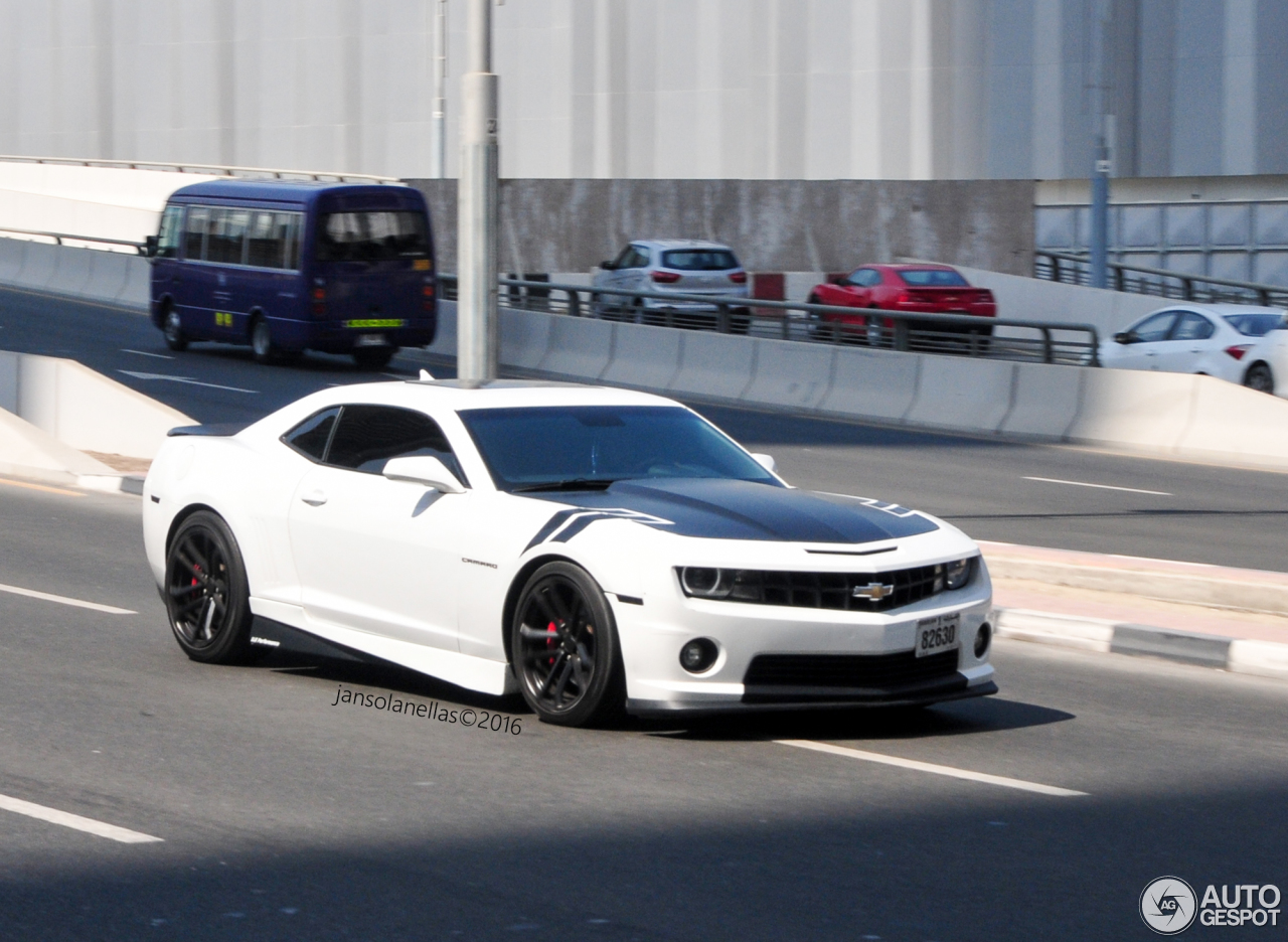 Chevrolet Camaro Ss 1le 13 November 2016 Autogespot