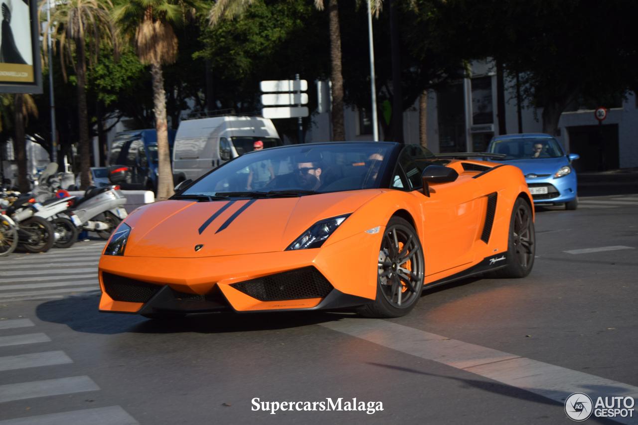 Lamborghini Gallardo LP570-4 Spyder Performante - 13 ...