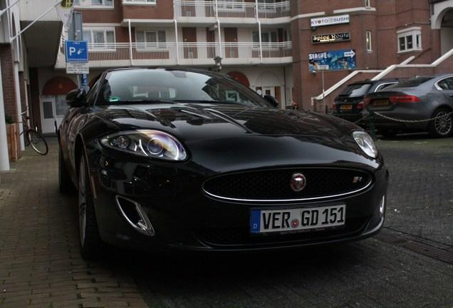 Jaguar XKR Convertible 2012