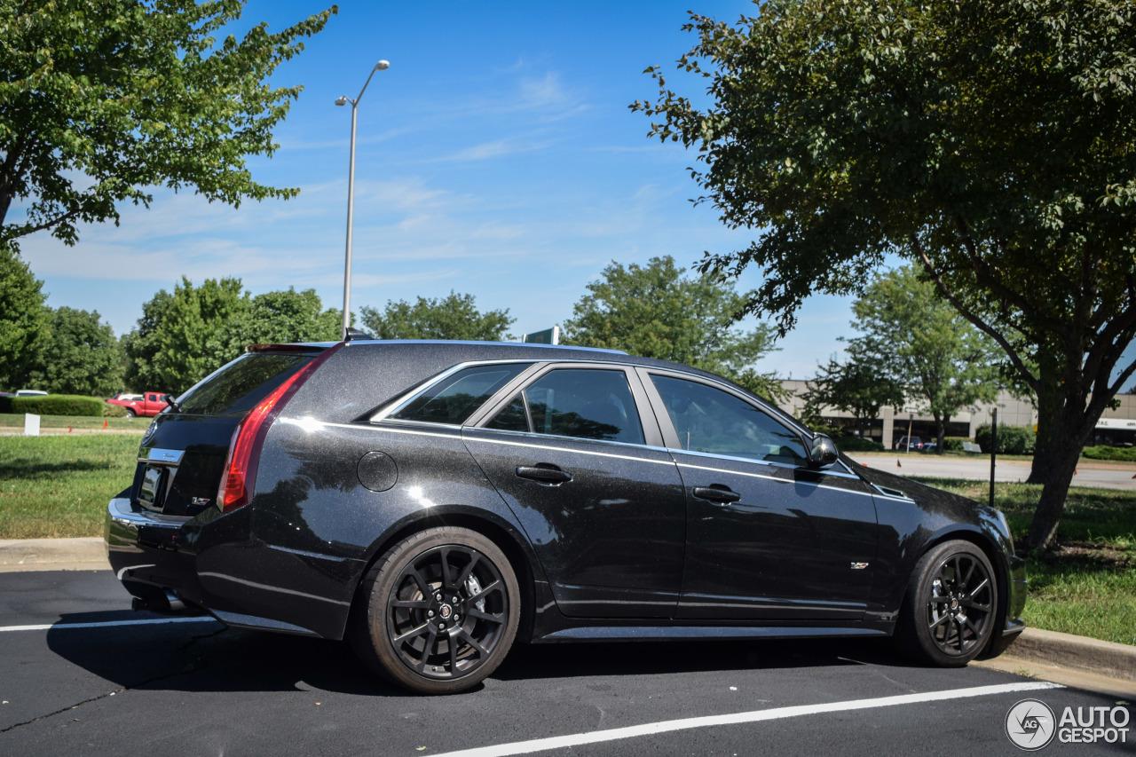 Cadillac Cts V Sport Wagon 14 November 2016 Autogespot