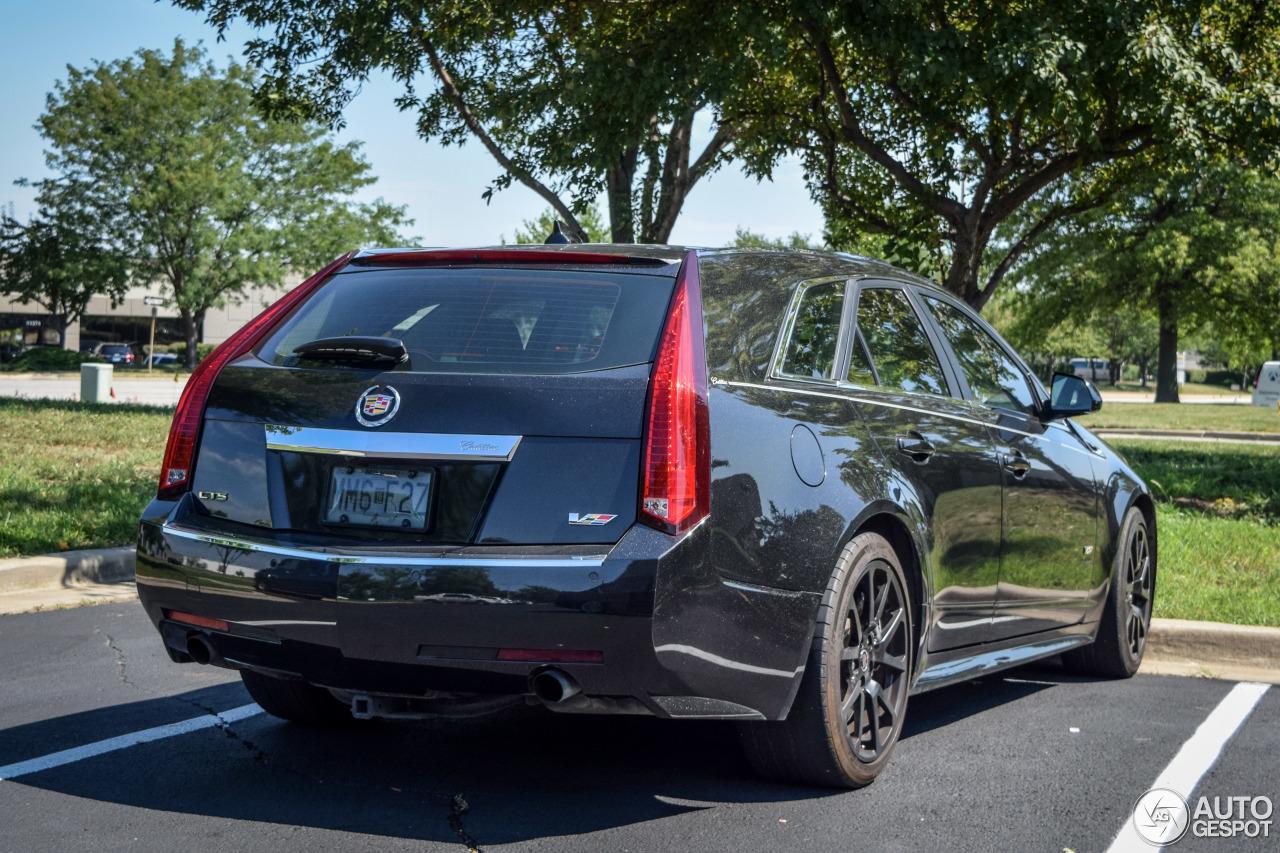 Cadillac Cts V Wagon >> Cadillac CTS-V Sport Wagon - 14 November 2016 - Autogespot