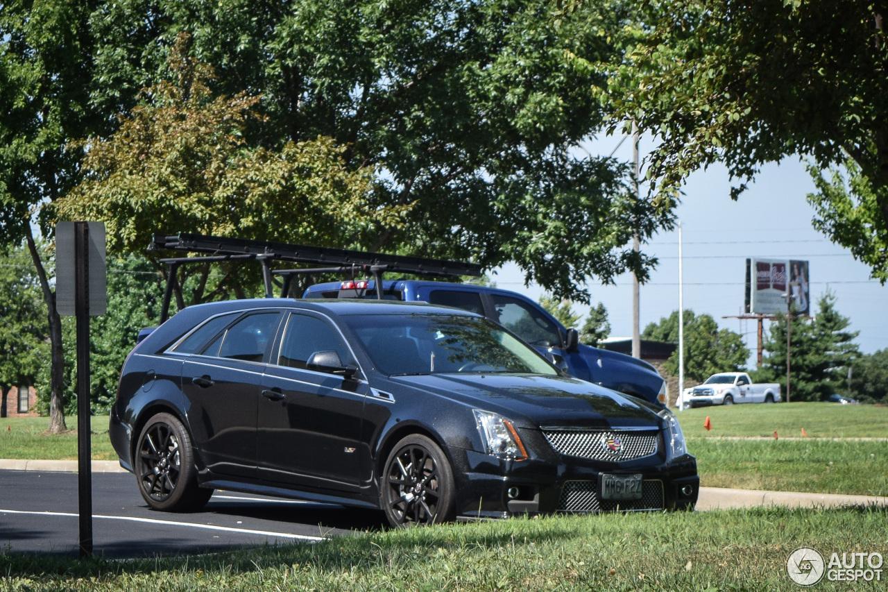 Cadillac CTS-V Sport Wagon - 14 November 2016 - Autogespot