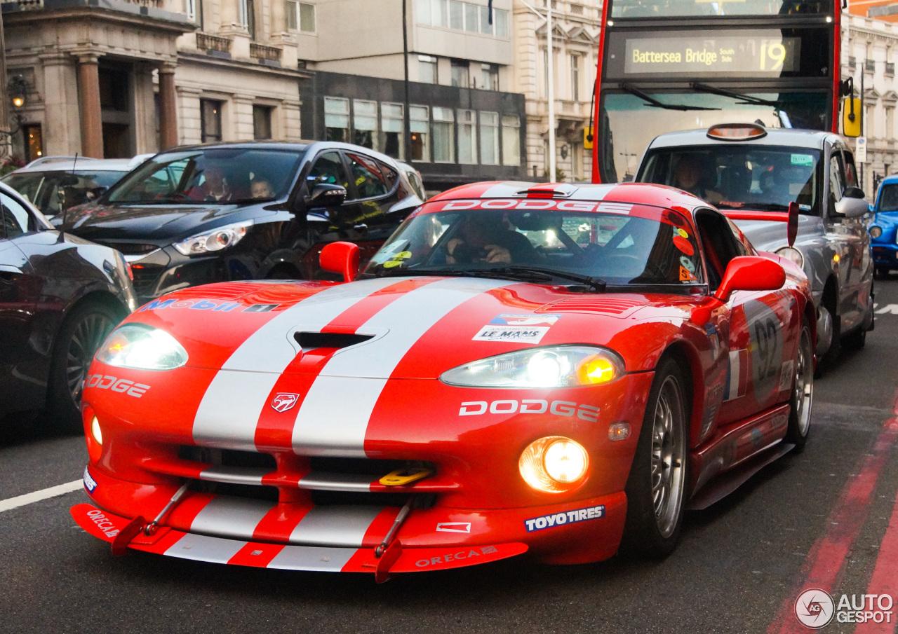 Dodge Viper Gts R 14 November 2016 Autogespot