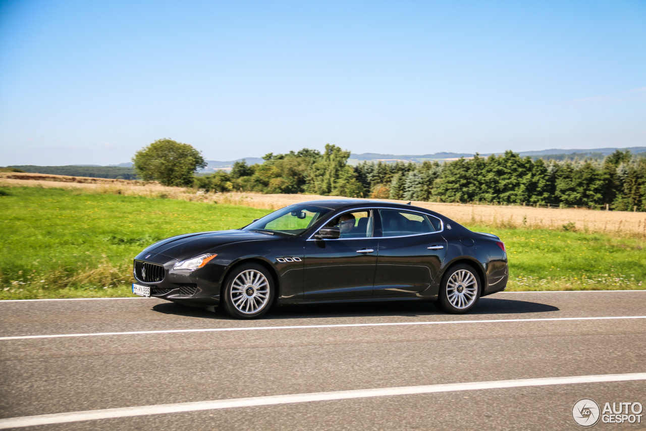 maserati quattroporte s 2013 14 november 2016 autogespot. Black Bedroom Furniture Sets. Home Design Ideas