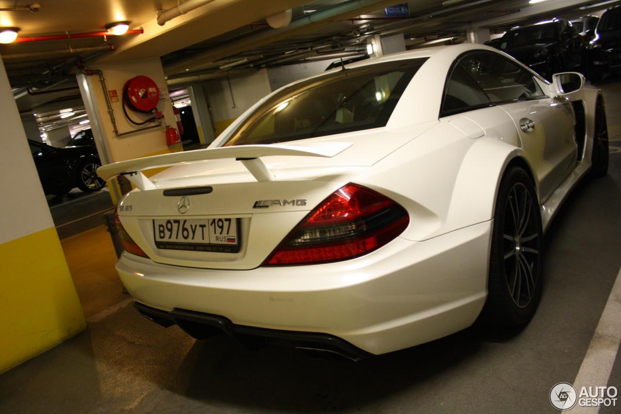 Mercedes benz sl 65 amg black series 17 november 2016 for 5 series mercedes benz