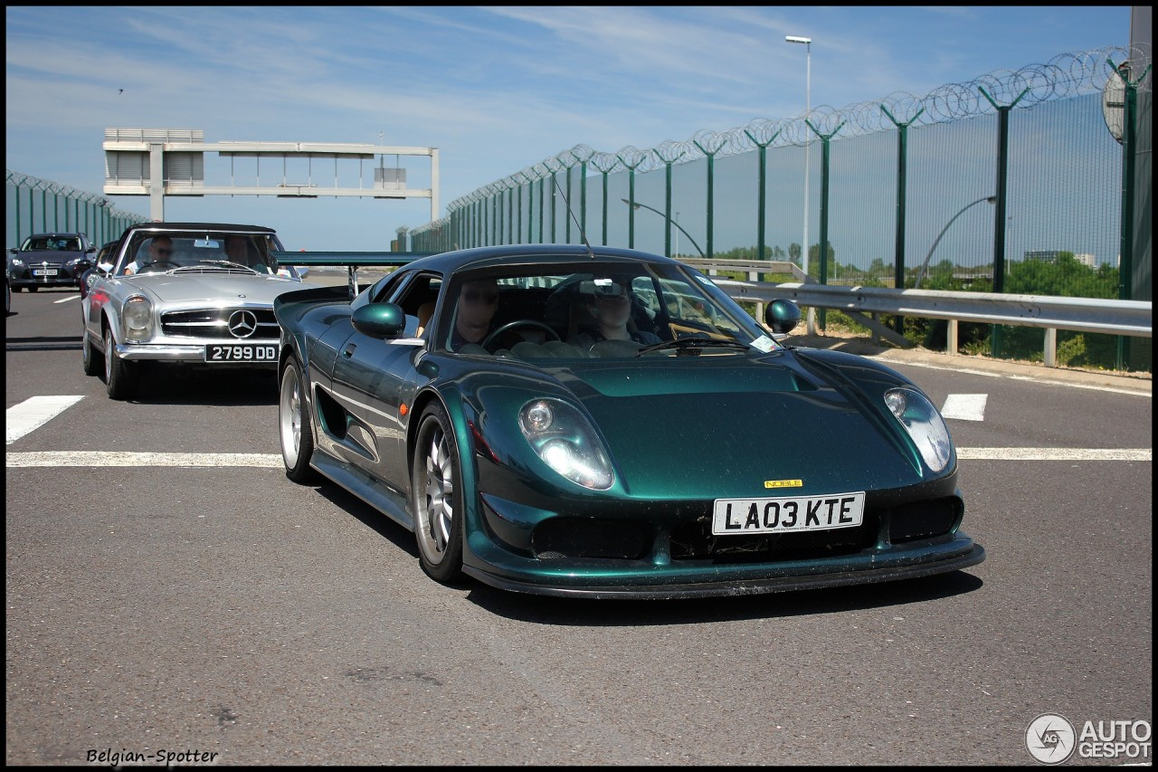 noble m12 gto 3r 17 novembre 2016 autogespot. Black Bedroom Furniture Sets. Home Design Ideas