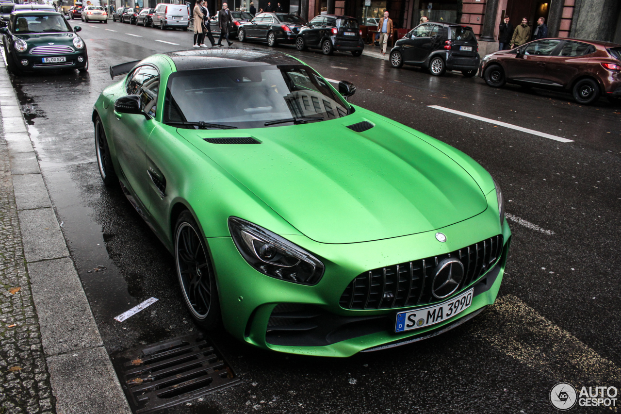 mercedes amg gt r 18 november 2016 autogespot. Black Bedroom Furniture Sets. Home Design Ideas