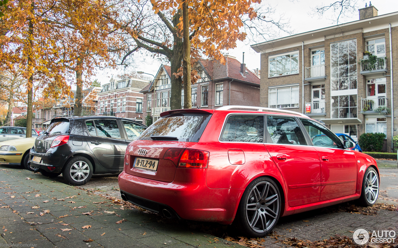 audi rs4 avant b7 19 november 2016 autogespot. Black Bedroom Furniture Sets. Home Design Ideas