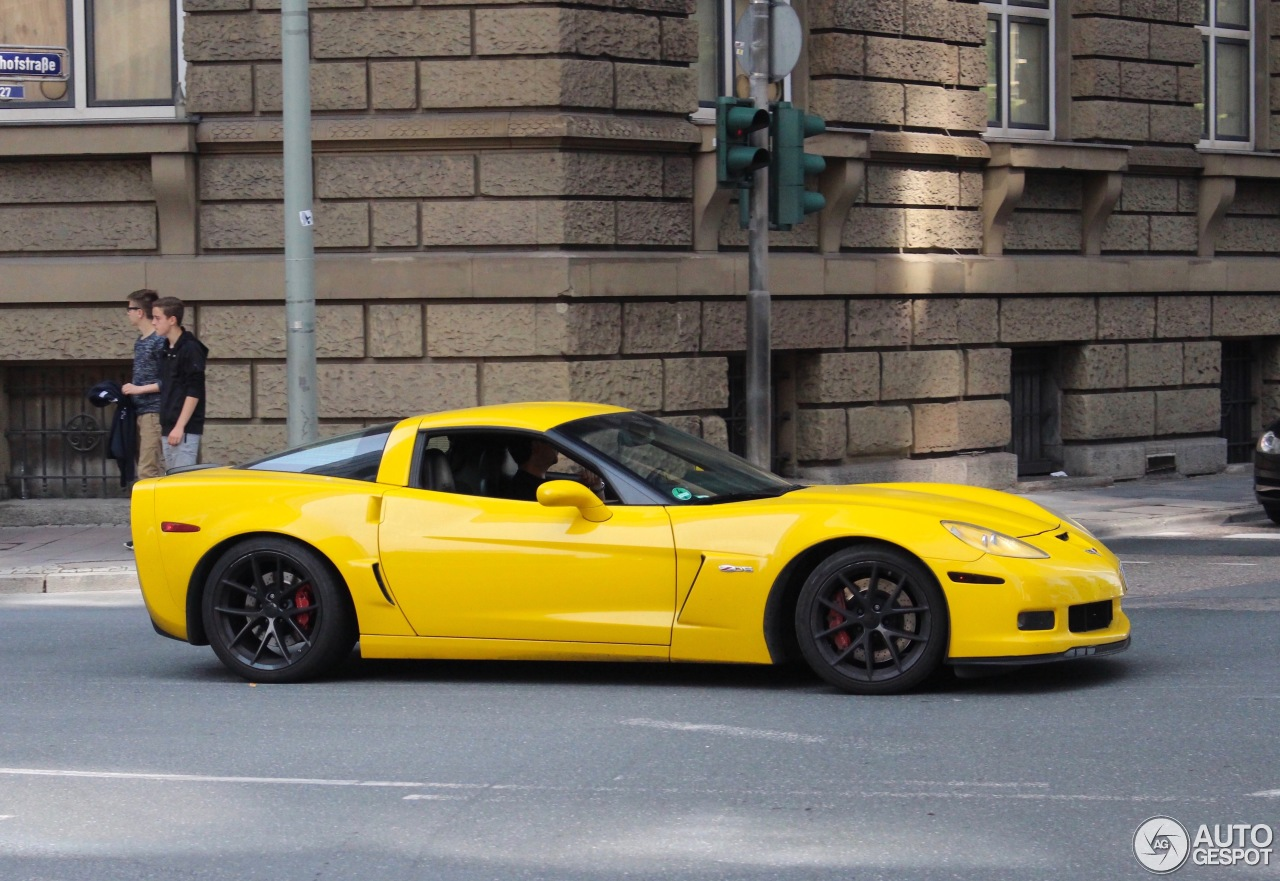 Chevrolet Corvette C6 Z06 19 November 2016 Autogespot