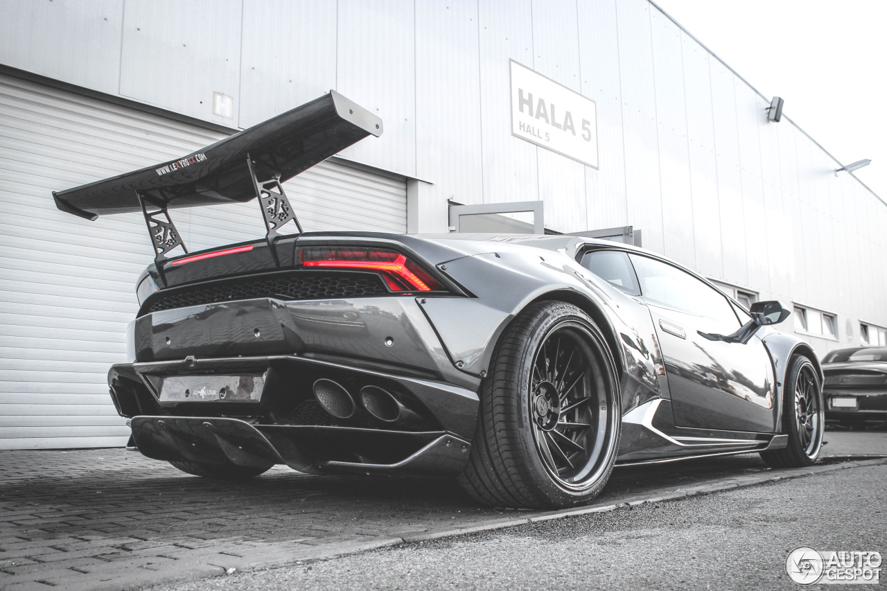 Lamborghini Hurac 225 N Lp610 4 Liberty Walk Lb Performance