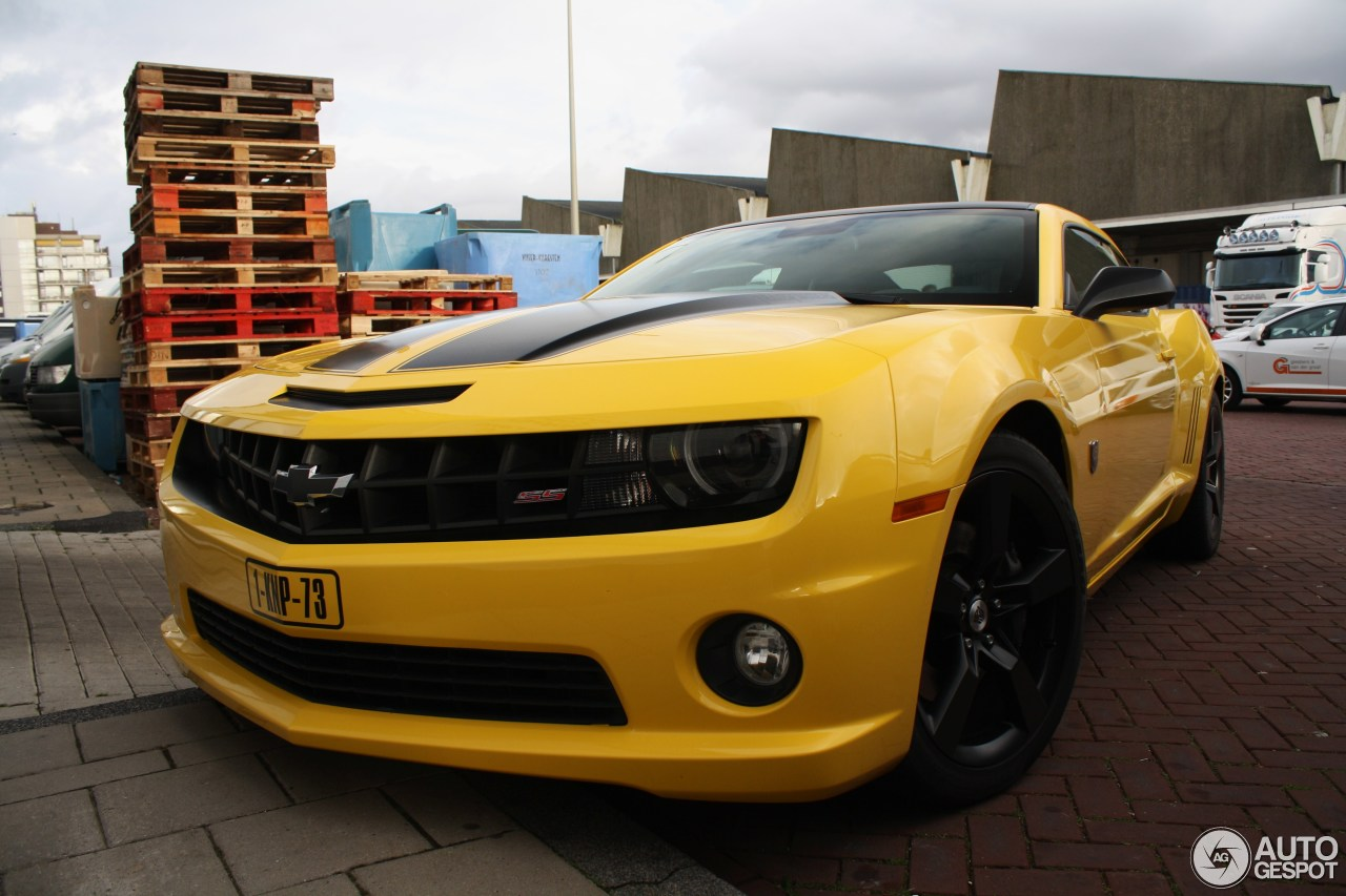 chevrolet camaro ss transformers edition 20 novembro 2016 autogespot. Black Bedroom Furniture Sets. Home Design Ideas