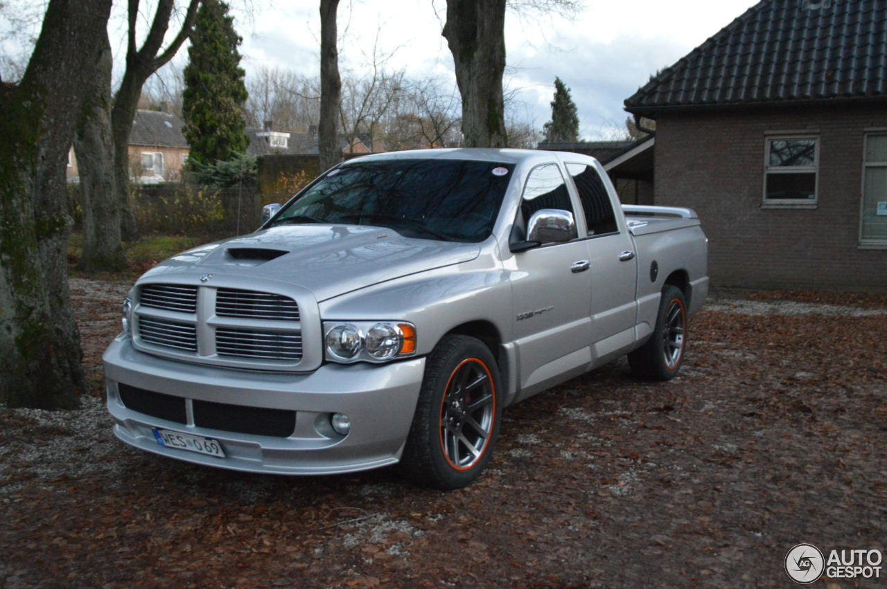 dodge ram srt 10 quad cab 20 november 2016 autogespot. Black Bedroom Furniture Sets. Home Design Ideas