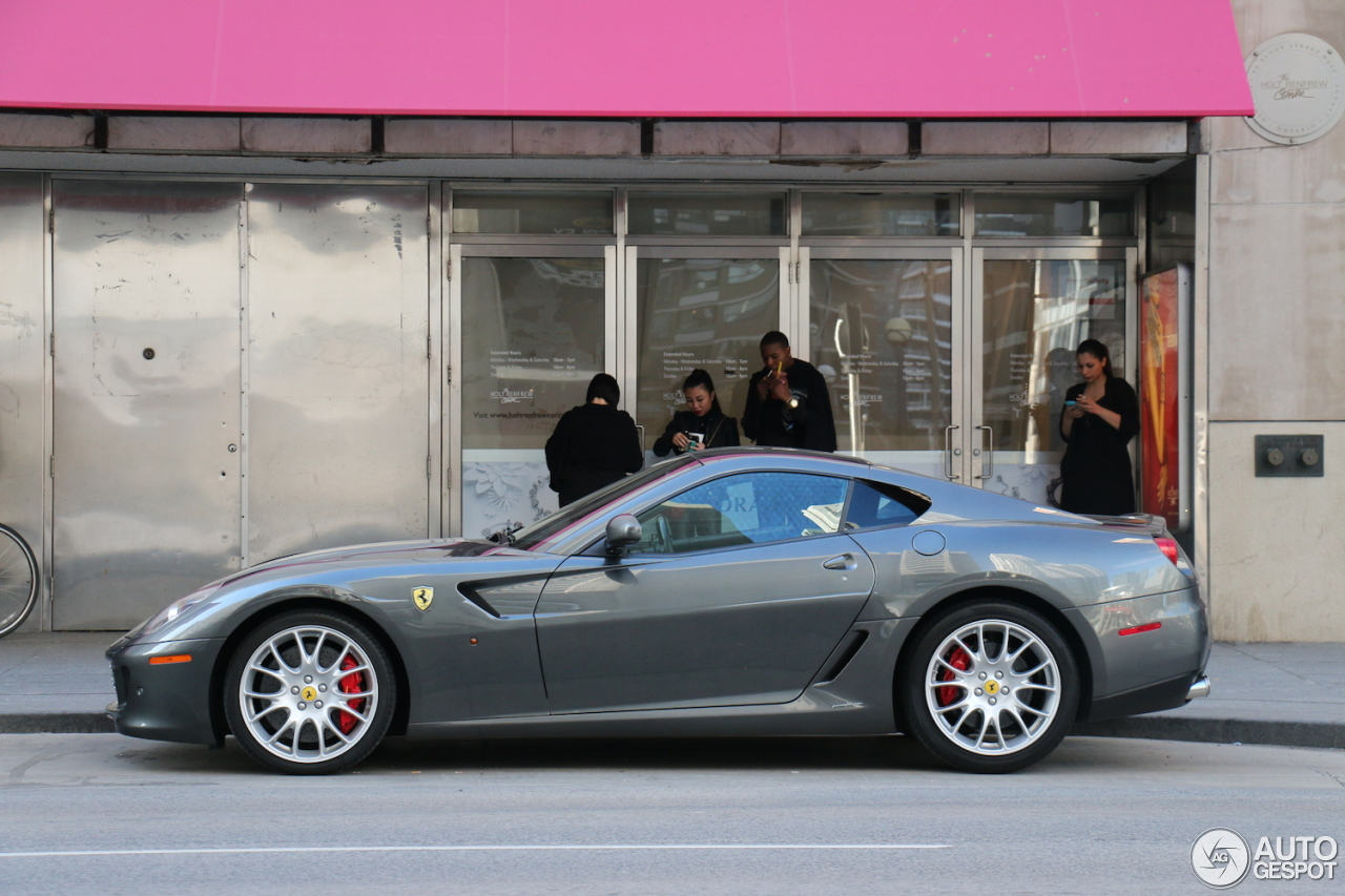 Ferrari 599 Gtb Fiorano 20 November 2016 Autogespot